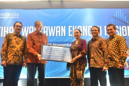 BI sumbang gamelan untuk Akademi Seni Mangkunegaran