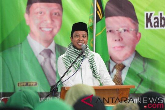 Romahurmuziy: PPP wajib perjuangkan UU dan perda syariah