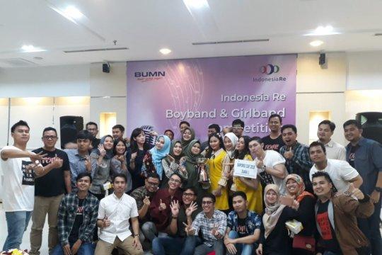 Jelang HUT ke-33, puluhan karyawan Indonesia Re tampilkan bakat seni