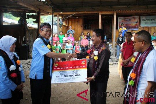 Pemerintah bantu rekonstruksi kampung adat megalitikum Gurusina