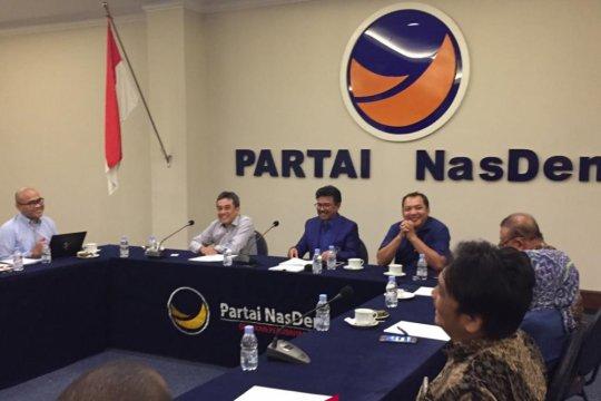KPK-NasDem bahas peningkatan kualitas calon pemimpin