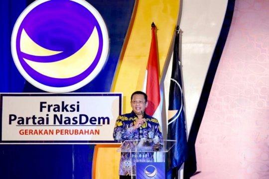 Bambang Soesatyo kagumi sepak terjang Fraksi NasDem DPR