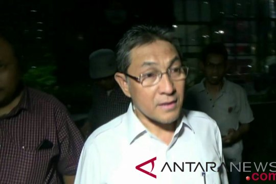 KPK mintai keterangan politisi PAN Sukiman
