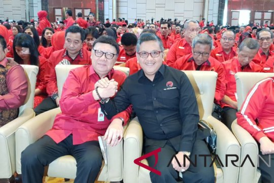 PDIP rayakan puncak acara HUT Ke-46