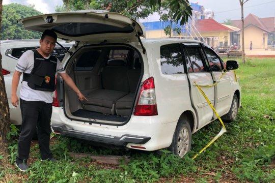 Polisi di Lampung sita barang bukti pembunuhan Dufi