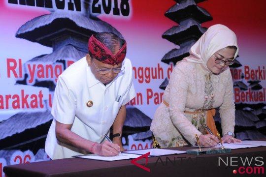 """Gubernur Bali hadiri puncak """"Panca Wali Krama"""""""