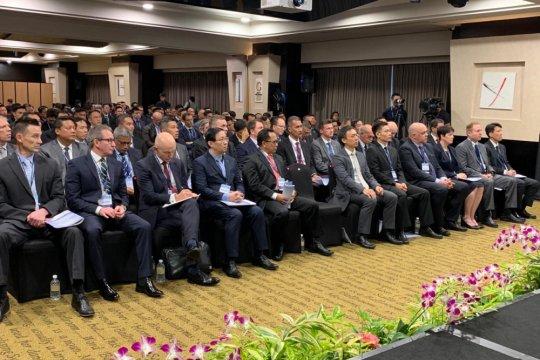 Kapolri hadiri Konferensi Polisi Khusus di Singapura