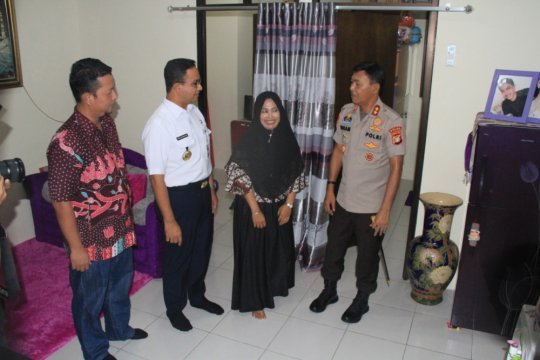 Anies harap polisi Jakarta dapat fasilitas hunian