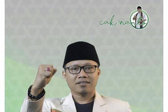 Cak Nanto harap Gubernur Olly ayomi dan terus jaga kerukunan di Sulut