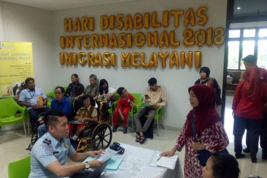 Imigrasi Jakbar membuka layanan paspor bagi penyandang disabilitas