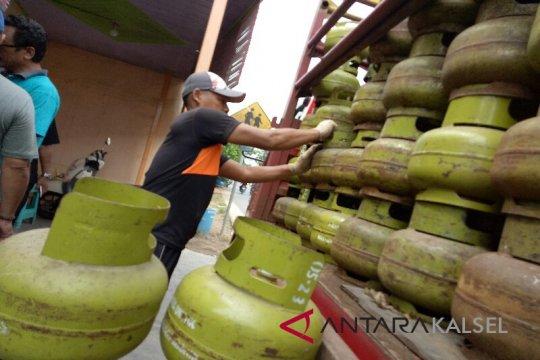 Hiswana Migas : Distribusi LPG di Kalsel terkendala jalan rusak