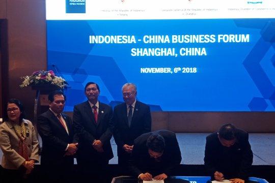 Indonesia tekan defisit dagang dengan China sampai 46,08 persen