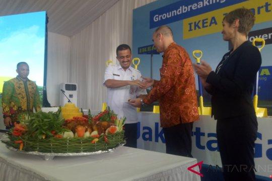 Walikota Jakarta Timur berharap IKEA bisa kembangkan ukm