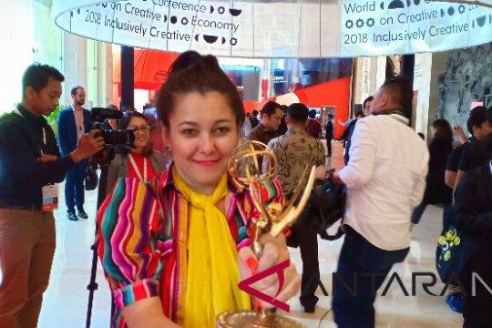 Sineas pemenang Emmy Awards bagikan tips bikin film dokumenter yang baik