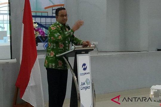 Pemerintah DKI Jakarta kirim surat kepada partai pengusung calon wakil gubernur