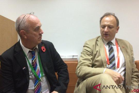 Inggris undang perusahaan pertahanan Indonesia ikut tender