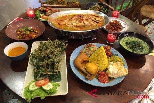 Restoran ini padukan kuliner Manado dan Minang
