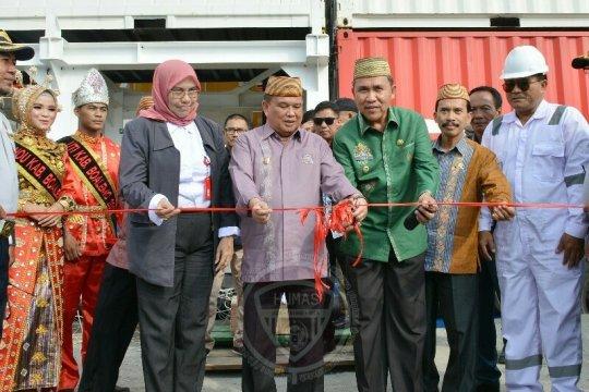 DPRD teruskan permintaan pembukaan trayek tol laut Gorontalo-Surabaya