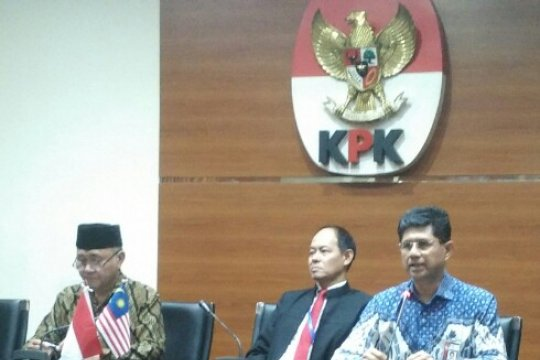 KPK dan Komisi Antikorupsi Malaysia perpanjang MoU