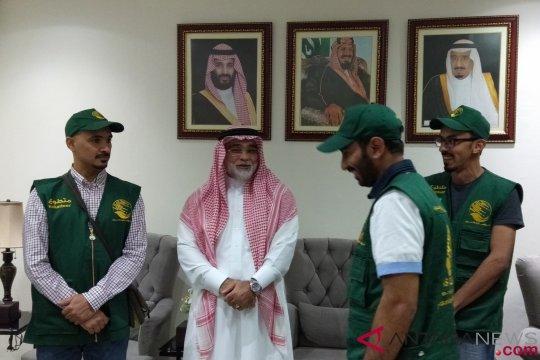 Arab Saudi salurkan ratusan ton sembako ke Palu