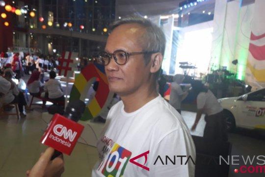 "TKN Jokowi-Ma'ruf luncurkan aplikasi dan ""merchandise"""