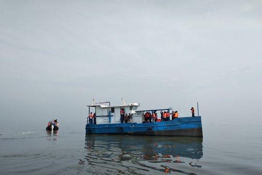 Menristekdikti uji kapal pelat datar