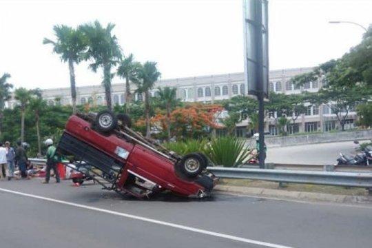 Santri korban tewas kecelakaan maut Cipondoh dikenal penurut