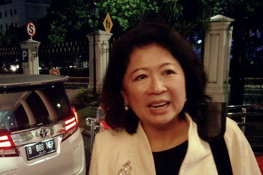 Mari Elka Pangestu sampaikan Ani Yudhoyono minta didoakan