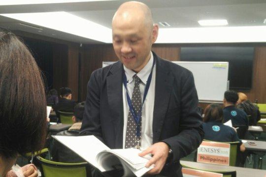 Jepang ajak tukar pemahaman media massa Indonesia