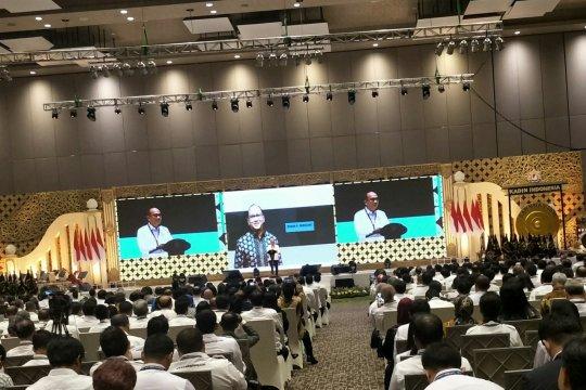 Presiden tutup Rapimnas Kadin 2018 di Surakarta