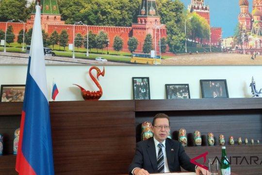 Rusia bilang penyelesaian sengketa Laut China Selatan harus bebas intervensi