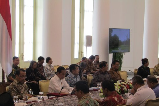 Presiden pimpin ratas bahas pembangunan SDM
