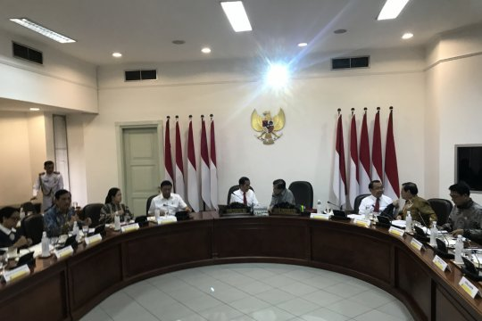 Presiden panggil jajarannya sebelum berangkat ke KTT ASEAN