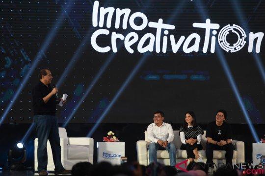 Chairul Tanjung: Inovasi dan kreativitas kunci hadapi revolusi 4.0