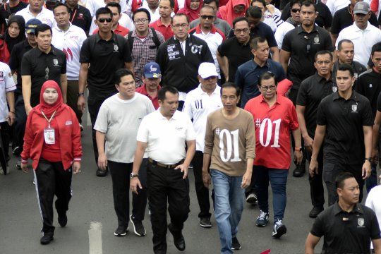 SPI Lampung apresiasi kinerja pemerintahan Jokowi