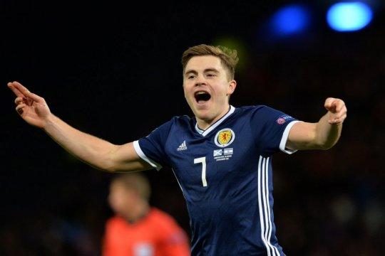 Trigol Forrest amankan tiket promosi Skotlandia