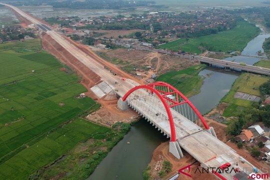 Jembatan Kali Kuto Tol Semarang-Batang