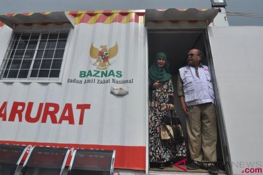 Baznas resmikan rumah sakit lapangan di Sigi