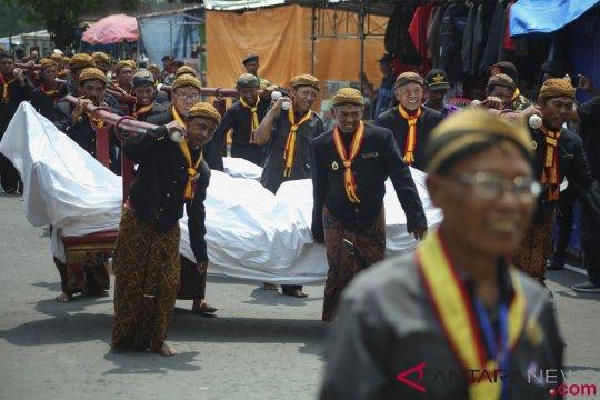 Keraton Surakarta resmi memulai Sekaten 2018