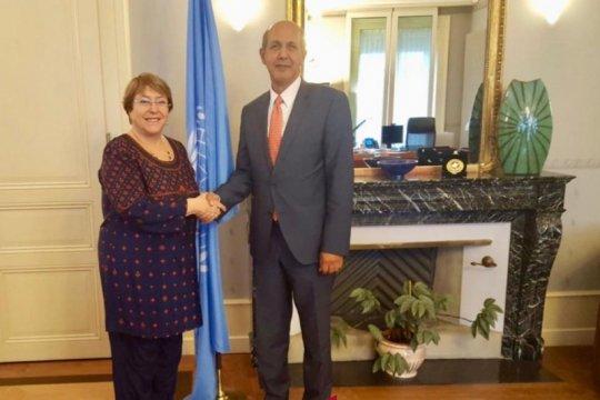 Pemerintah Indonesia tetap berkomitmen undang KT-HAM PBB ke Papua