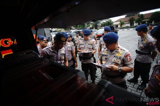 Polda Jatim kirim 100 Brimob ke Papua