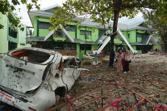 Pemerintah revitalisasi perguruan tinggi rusak terdampak gempa