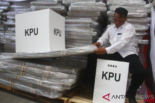 Bawaslu Gunung Kidul monitoring logistik pemilu