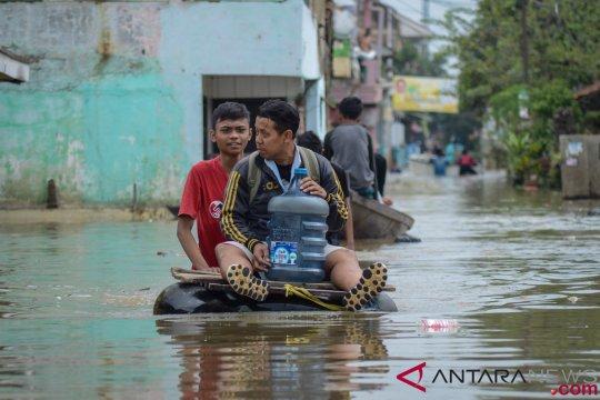 Jawa Barat hadapi 132 bencana sejak awal November