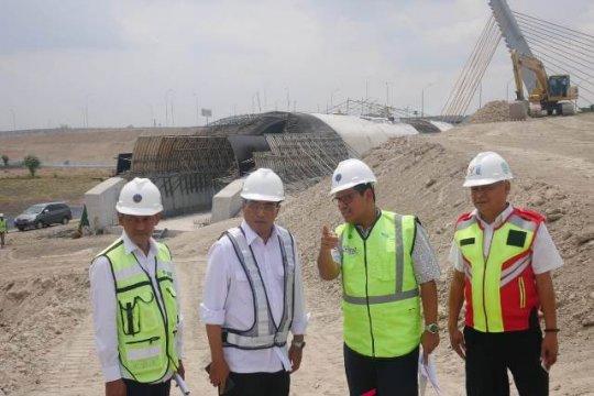 Menhub: Kereta Bandara Adi Soemarmo selesai pertengahan 2019