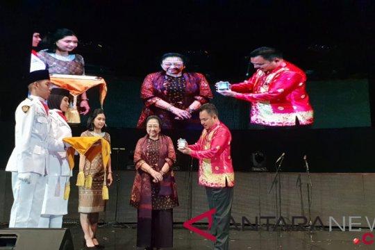Megawati cerita soal bendera pusaka