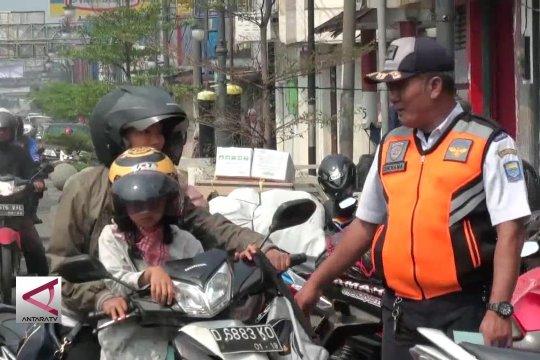 Dishub Bandung berlakukan Operasi cabut pentil