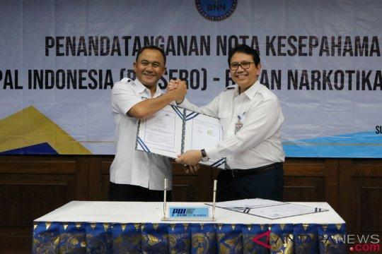 PAL Indonesia gandeng BNN berantas narkoba