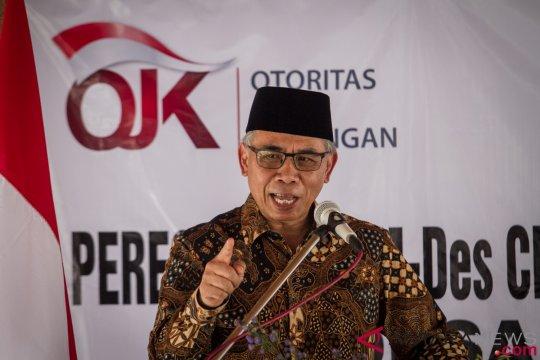 OJK dukung penguatan manfaat transaksi perbankan daring di Papua