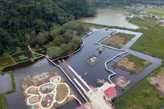 Pertamina EP kembangkan potensi wisata air Desa Burai
